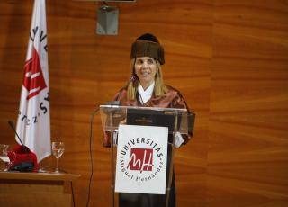 Nuria Oliver Doctor Honoris Causa UMH