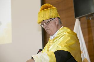 Francisco Ivorra Doctor Honoris Causa UMH