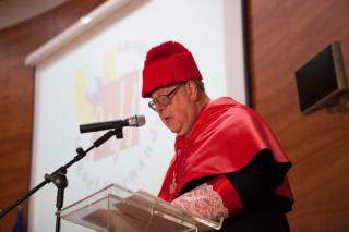 Marcus Felson Doctor Honoris Causa UMH